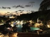 View over Windjammer Landings, St Lucia
