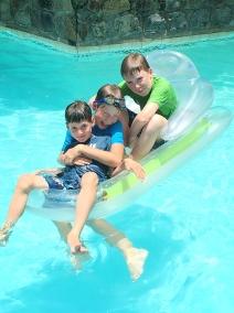 Will, Olier & Jacob