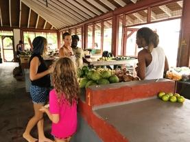 Bequia veg market