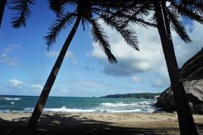 Amazing views, North coast, Dominica