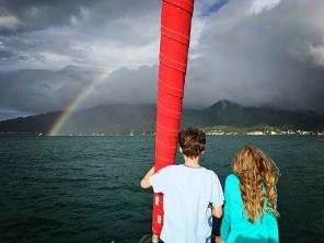180 degree rainbow, Dominica